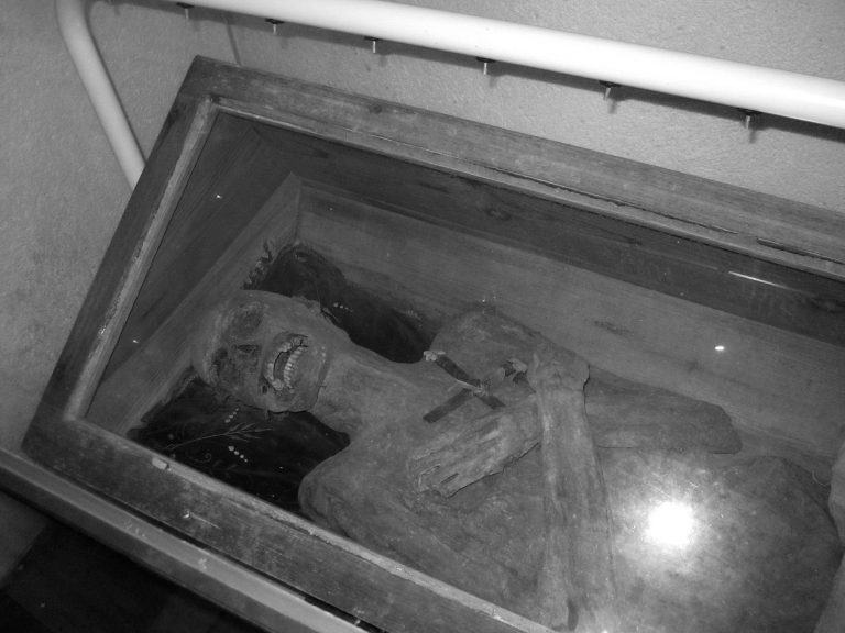 Mystery Over 18th Century Priest Mummy Solved