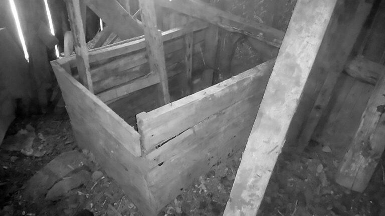 Secret Hideout Of Man Who Escaped Death Camp Twice