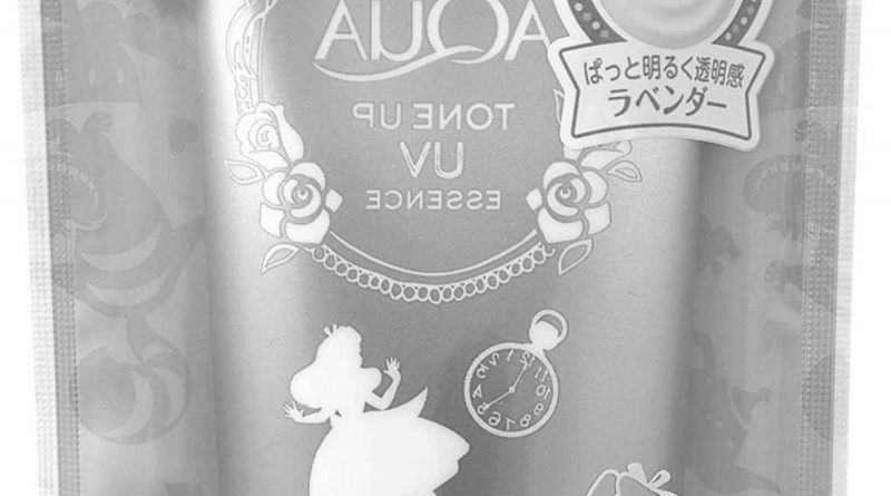Credit: AsiaWire/Rohto Skin Aqua Tone Up UV Essence