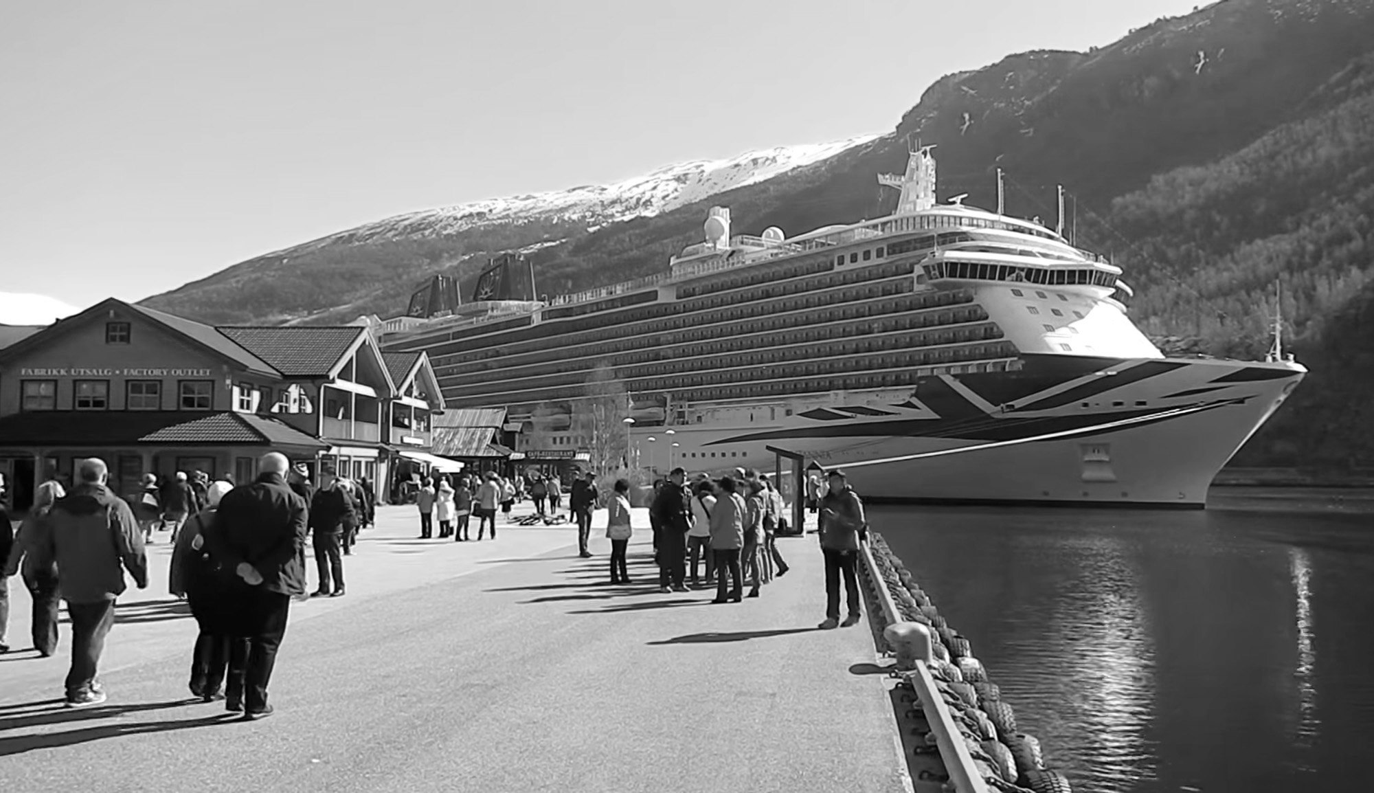 Eco-Friendly Cruise Ships To Protect Norway UNESCO Sites ...