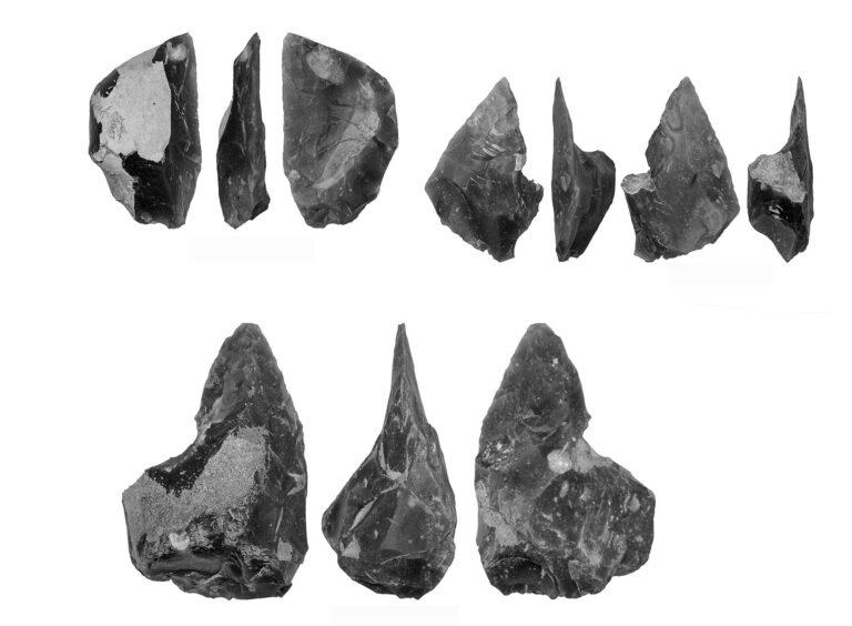 Boffins Find Ice Age Workshop With 17,000 Flint Knives
