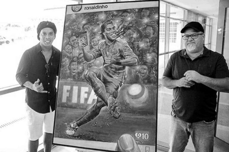 Maracana Opens Tour Dedicated To Ronaldinho