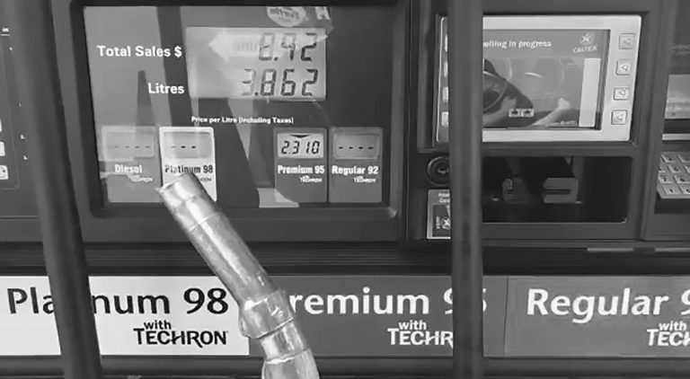 Possessed Petrol Pump Keeps Charging Man After Fill-Up