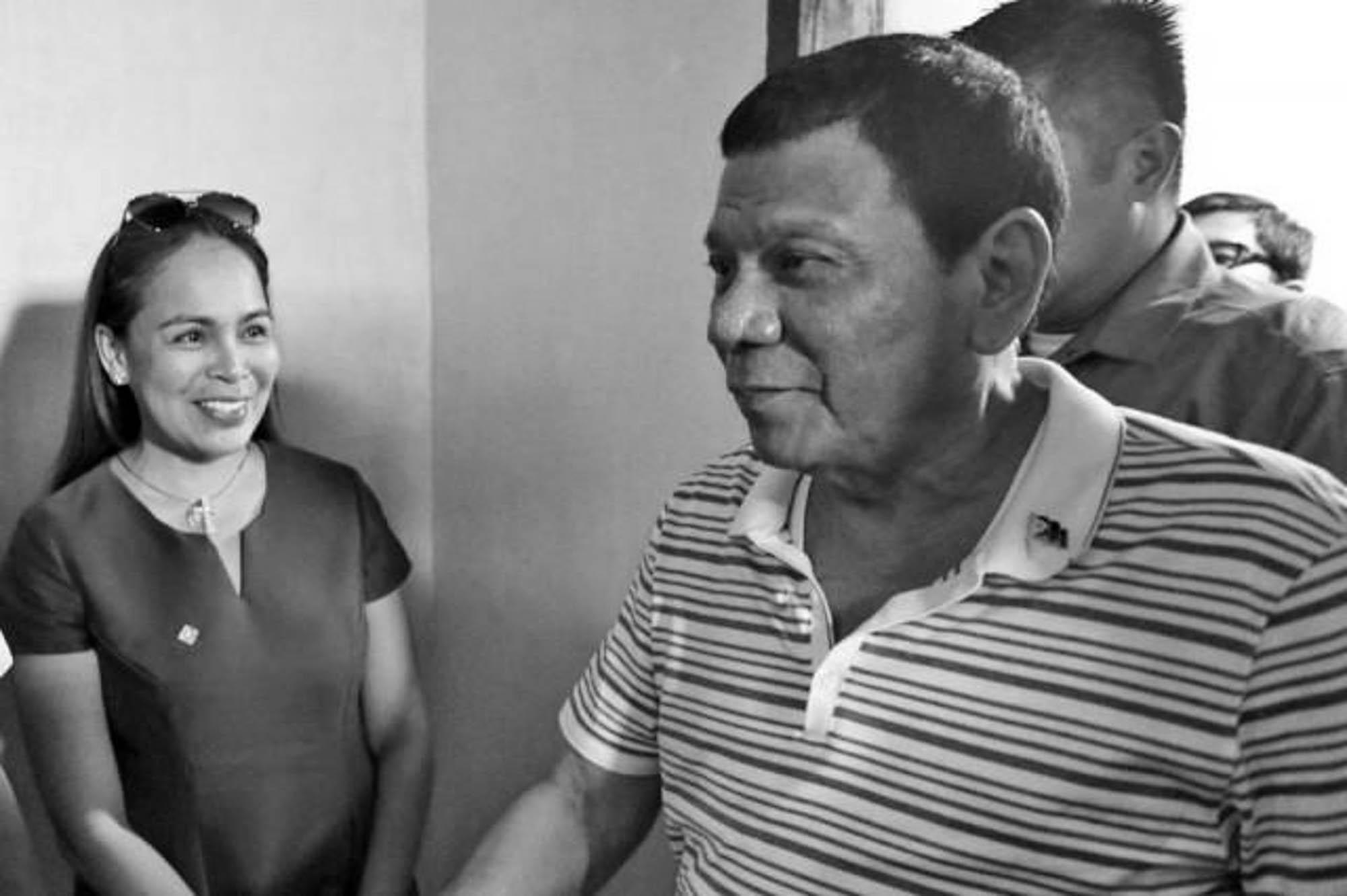 Filipino Trump Wants To Grab Pretty Mayor By Her Undies