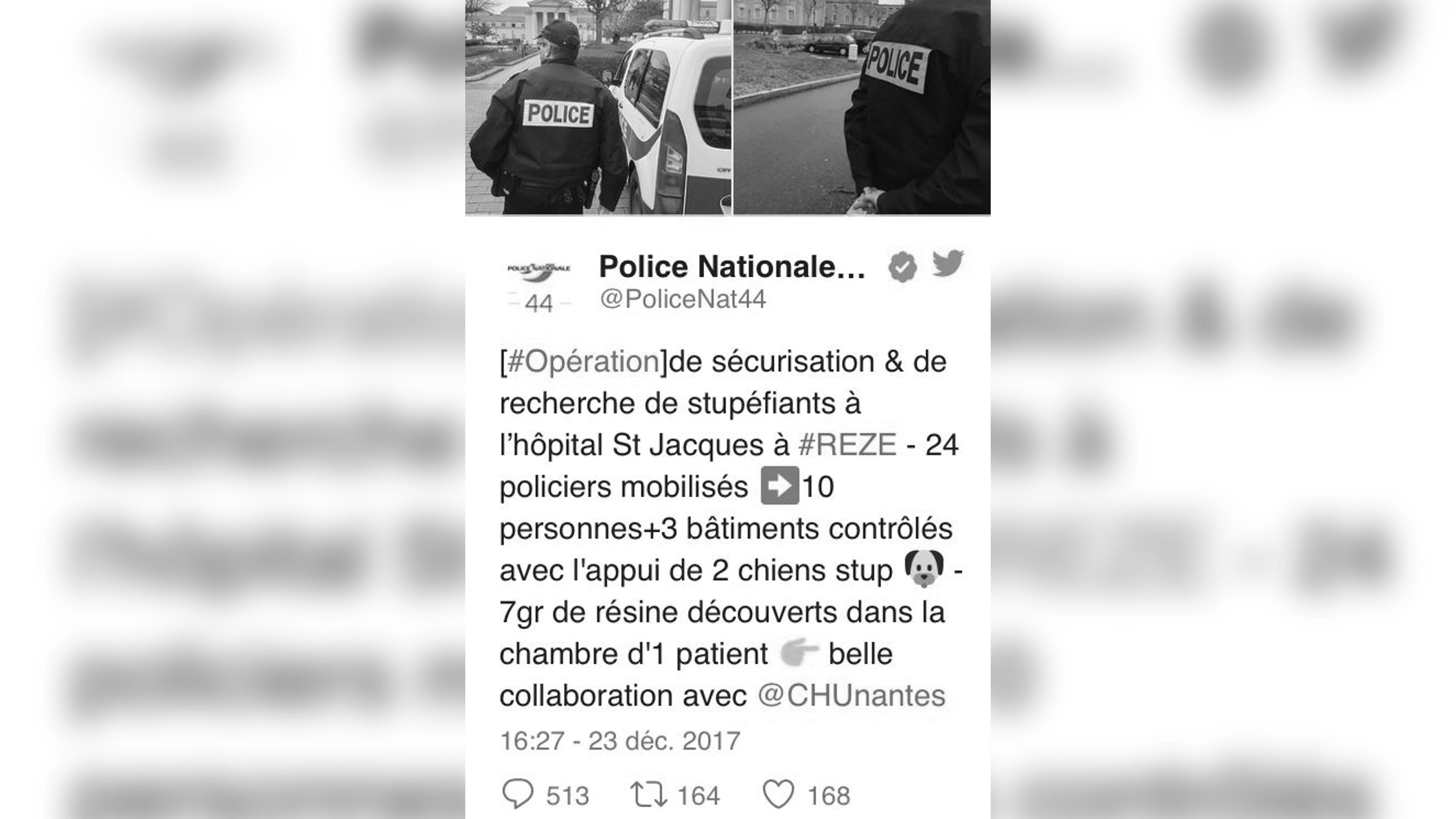 Film Star Faces Jail For Calling Cops Bastards In Tweet