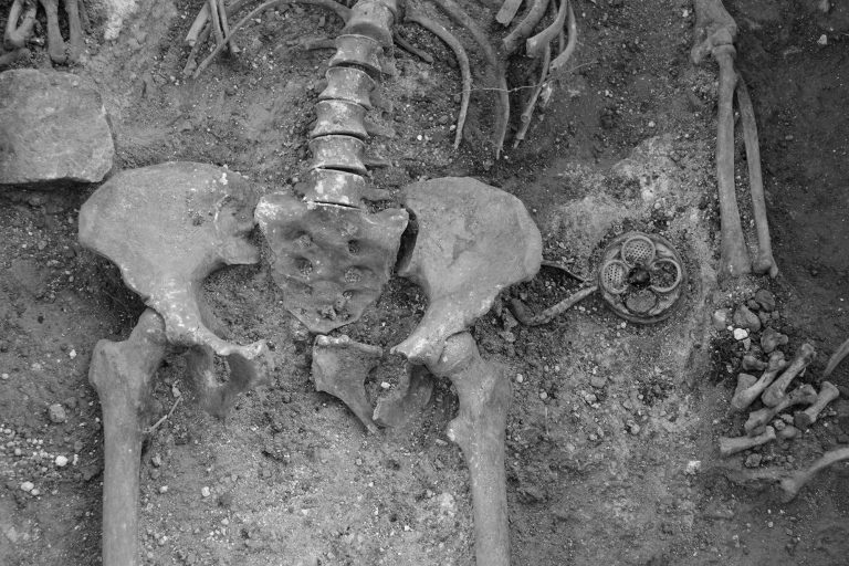 Baby Rattle Buried With War Mum, Son Found 80yrs Later