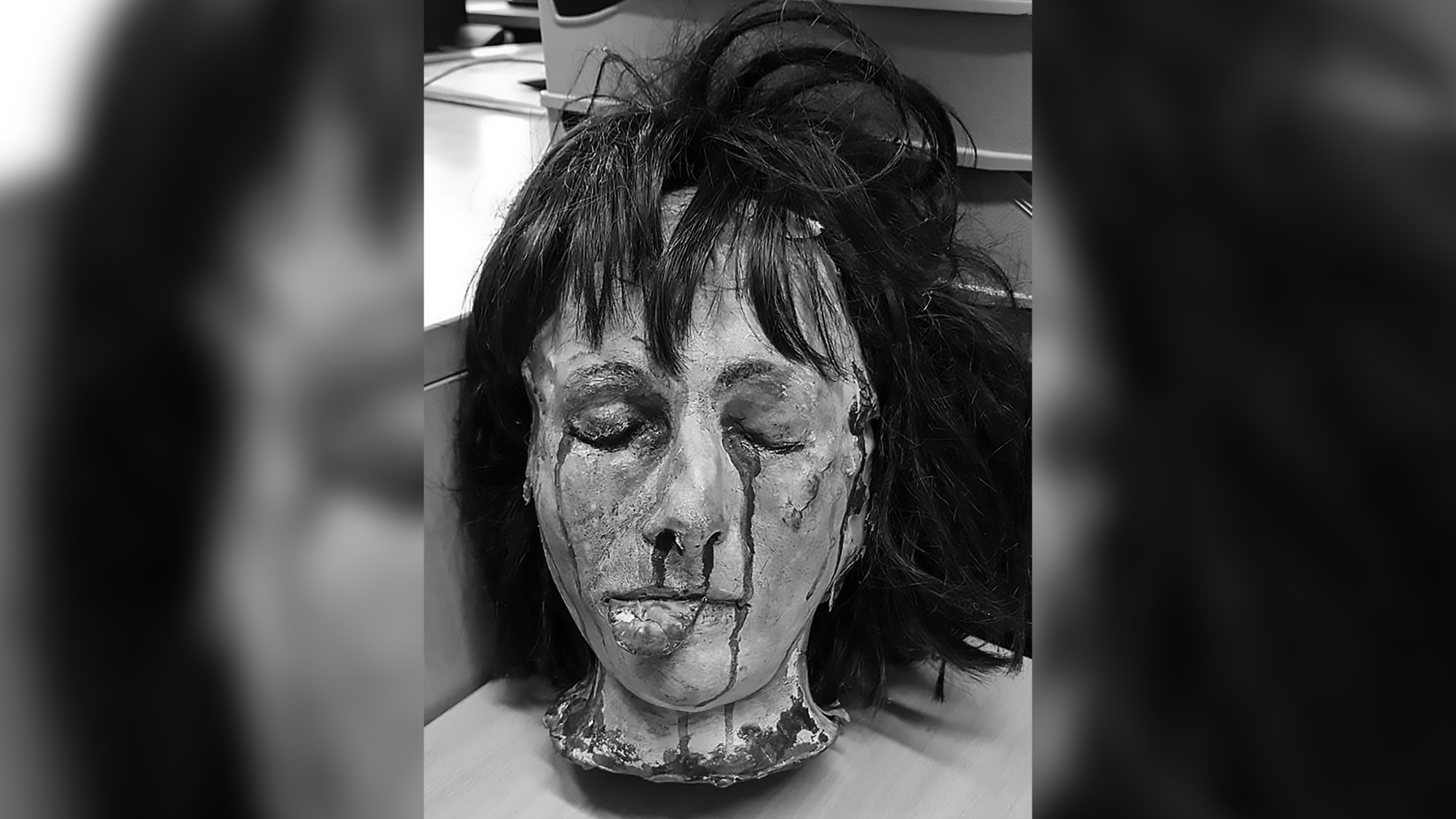 Fake Womans Severed Head Sparks Major Police Alert