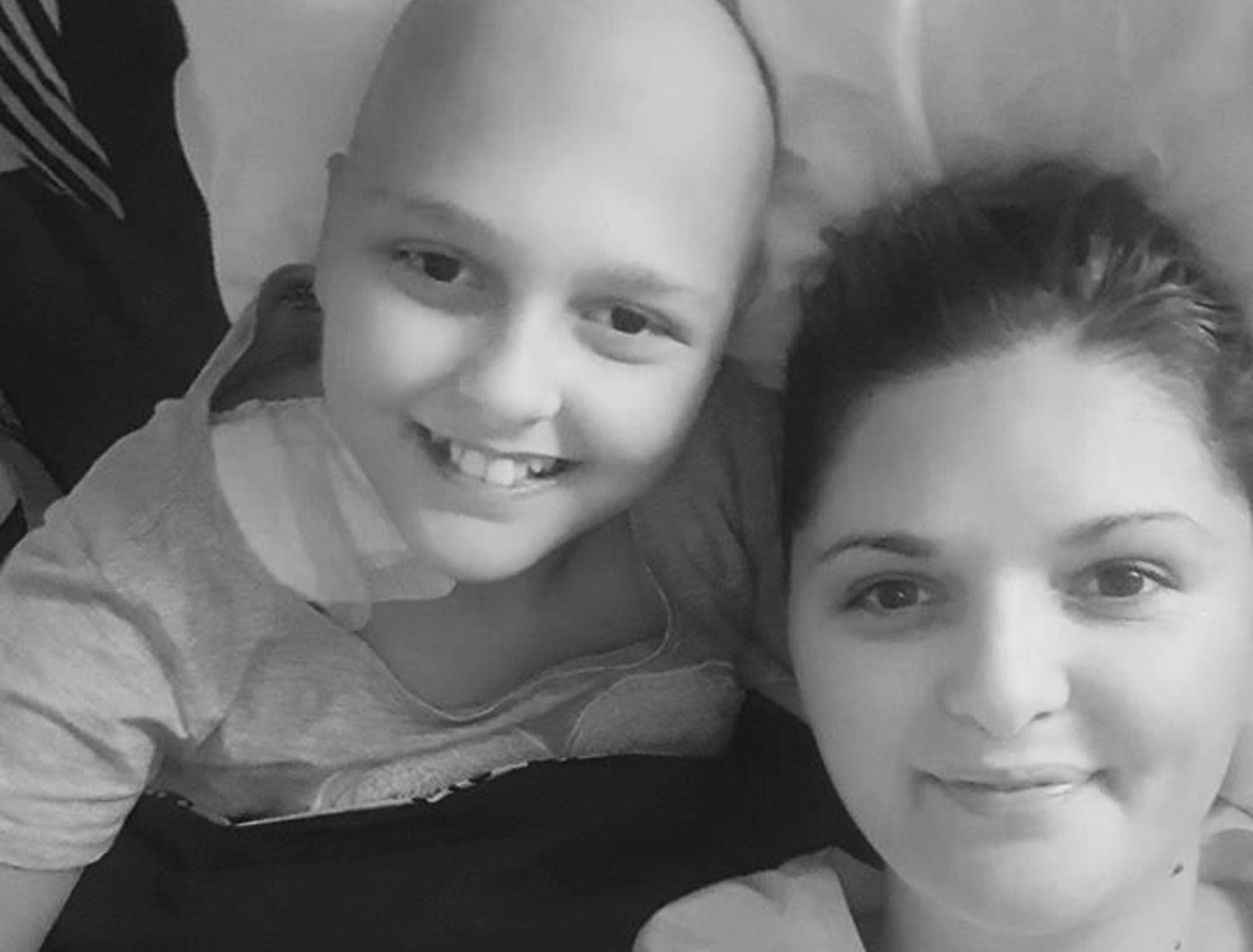 Cancer Girl Mum Spends Donations On Luxury Shopping