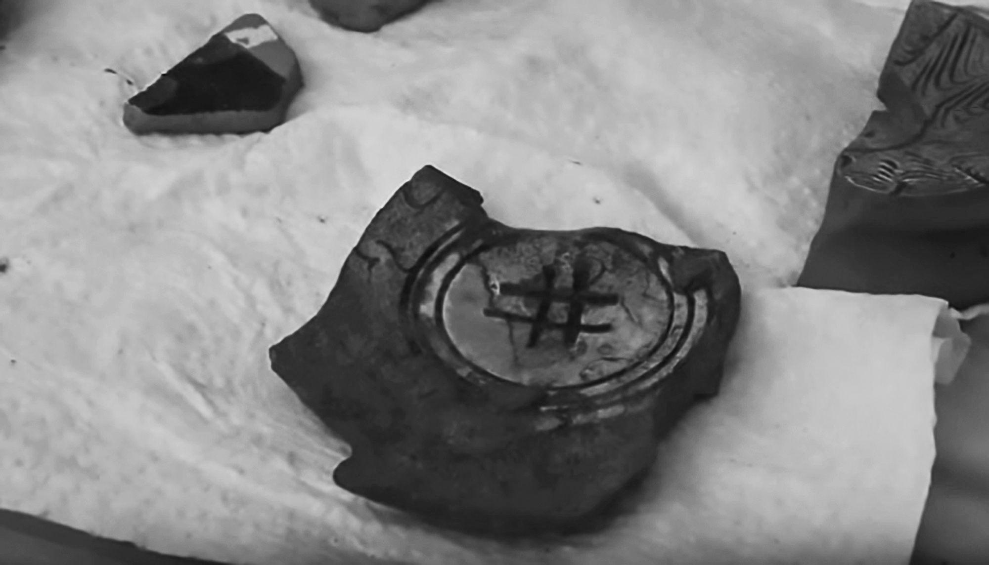 Hashtag Symbol Found On 700-Year-Old Byzantine Slab