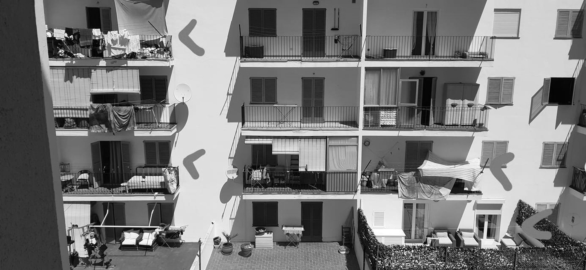 Ibiza Beds On Balconies Sold At 23 GBP A Night