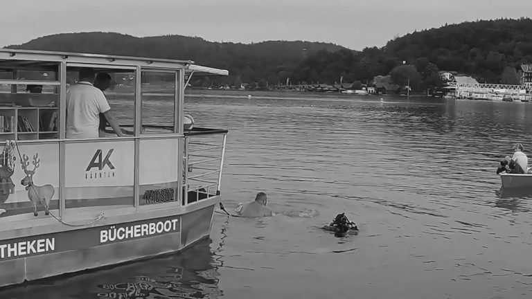 Nurse Pulls 3-Tonne Boat Across Lake In World Record Bid