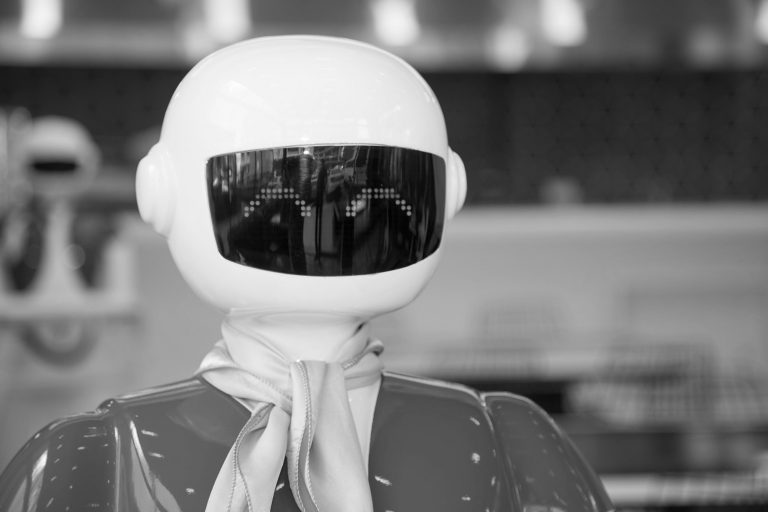 Robot Waiters Take Over In Istanbul Restaurant