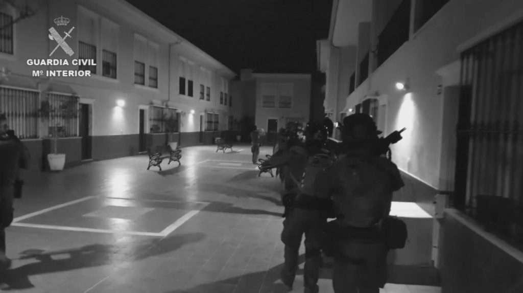 CEN/Guardia Civil