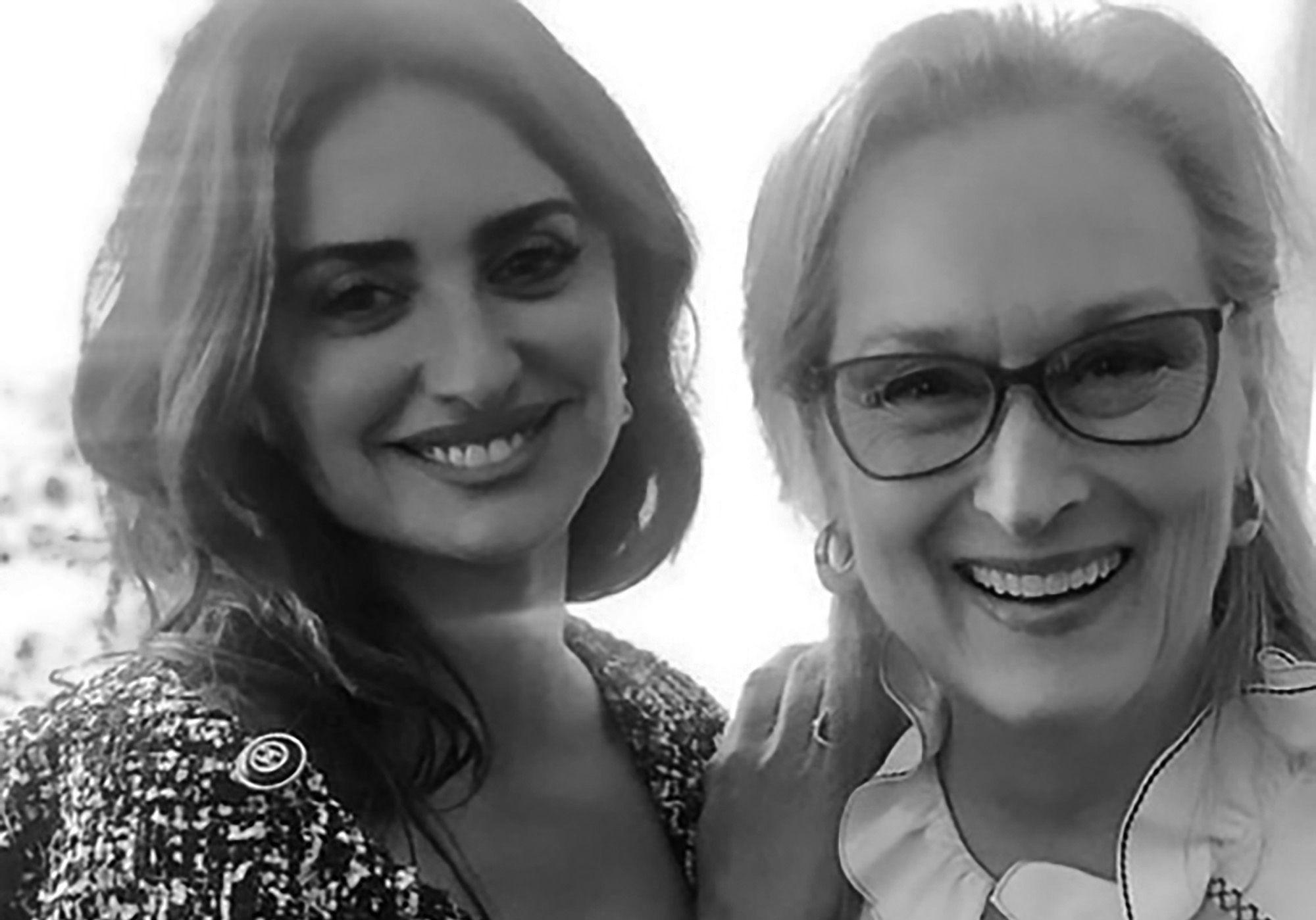 Penelope Cruz Calls Meryl Streep Goddess At Festival