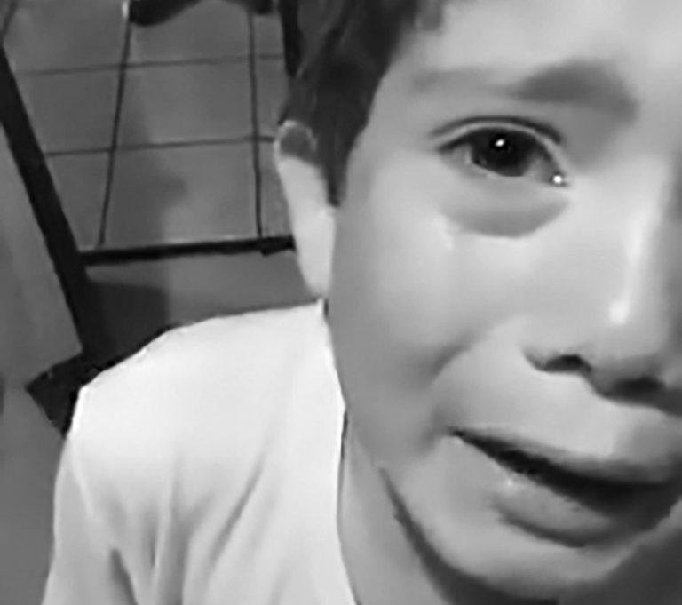 Viral: Boy Sobs For Ant He Ran Over With Bike