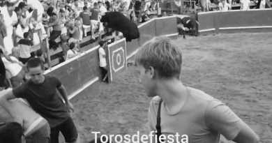 Credit: CEN/Toros de fiesta