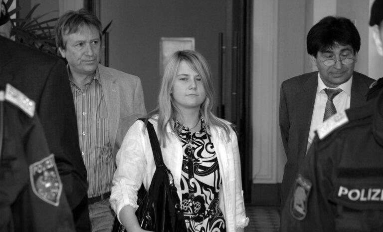 Kampusch Says Dutch Cellar Case Terrible