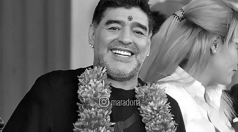 Credit: Golders/@maradona