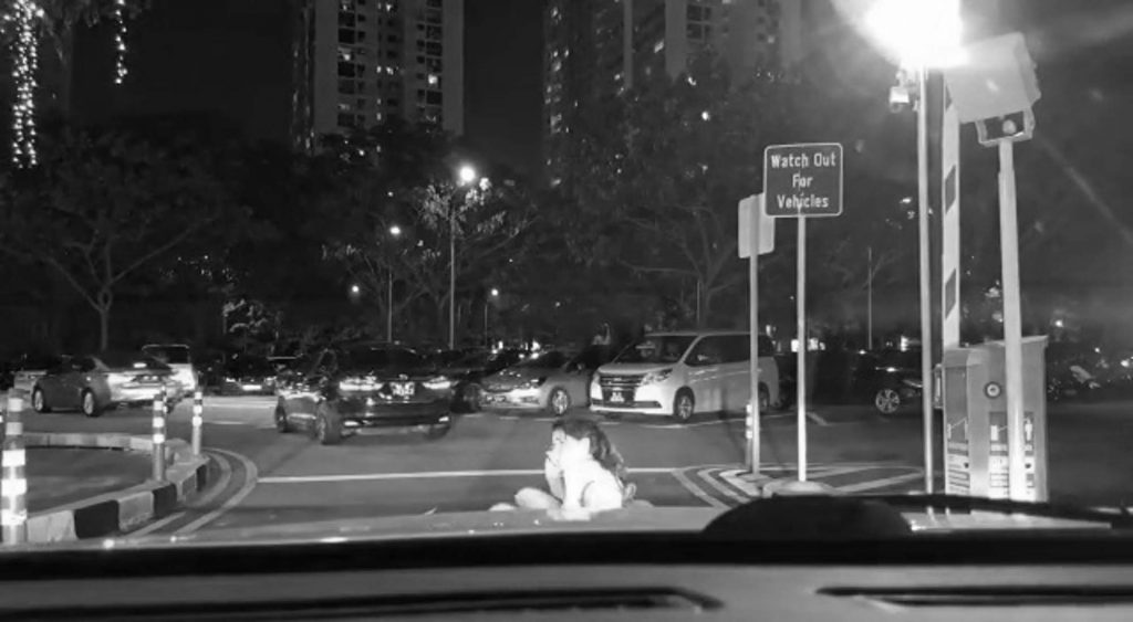 Credit: AsiaWire/@SingaporeRoadAccident