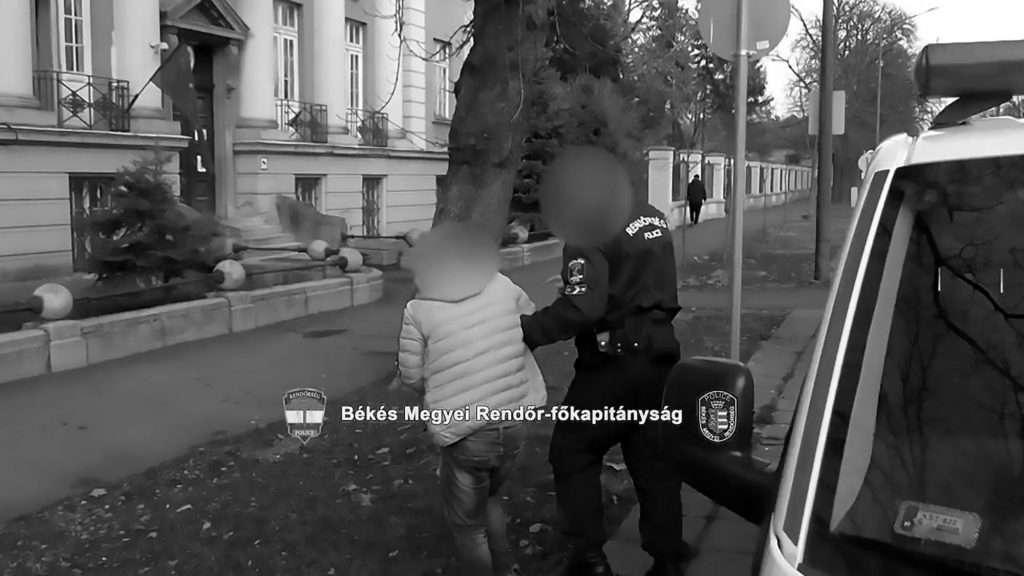 Credit: CEN/police.hu