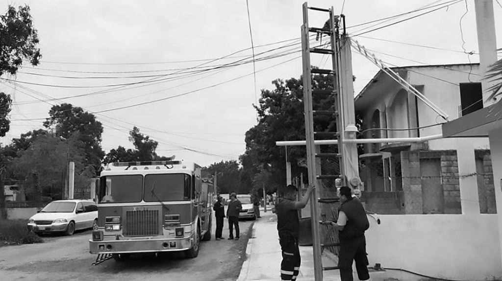Credit: CEN/Proteccion Civil y Bomberos Ciudad Madero