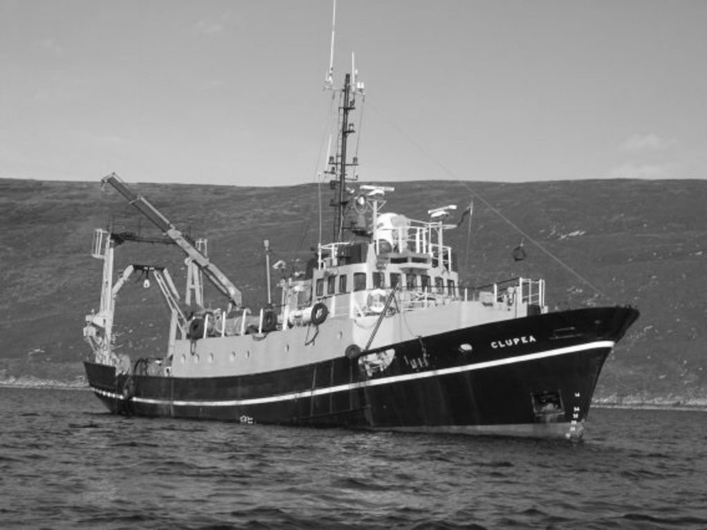 Uk Fishing Vessel That Saved 20k Lives For Sale On Ebay Ananova
