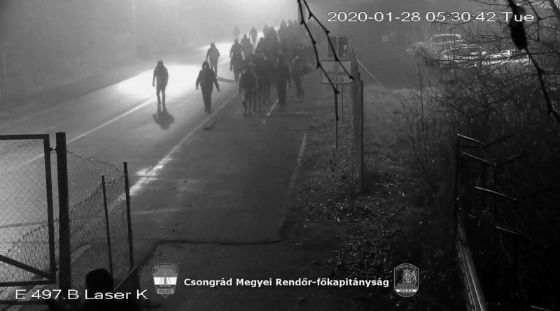 Credit: CEN/PoliceHungary