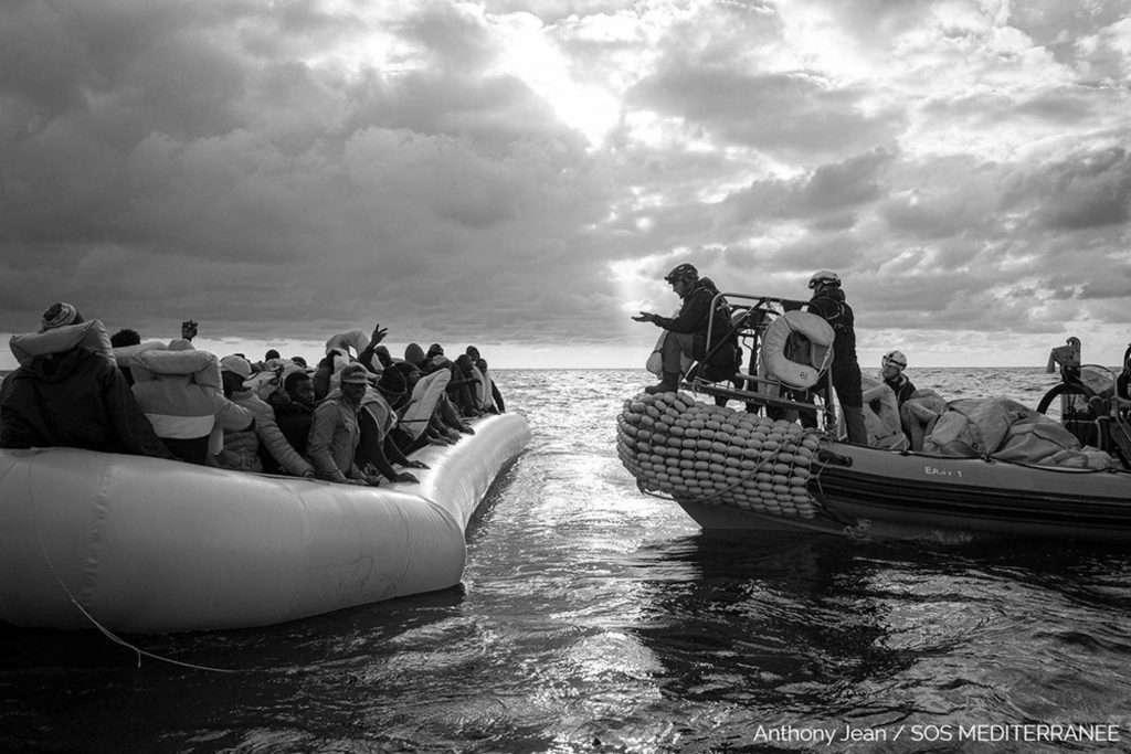 Credit: CEN/Anthony Jean-SOS MEDITERRANEAN