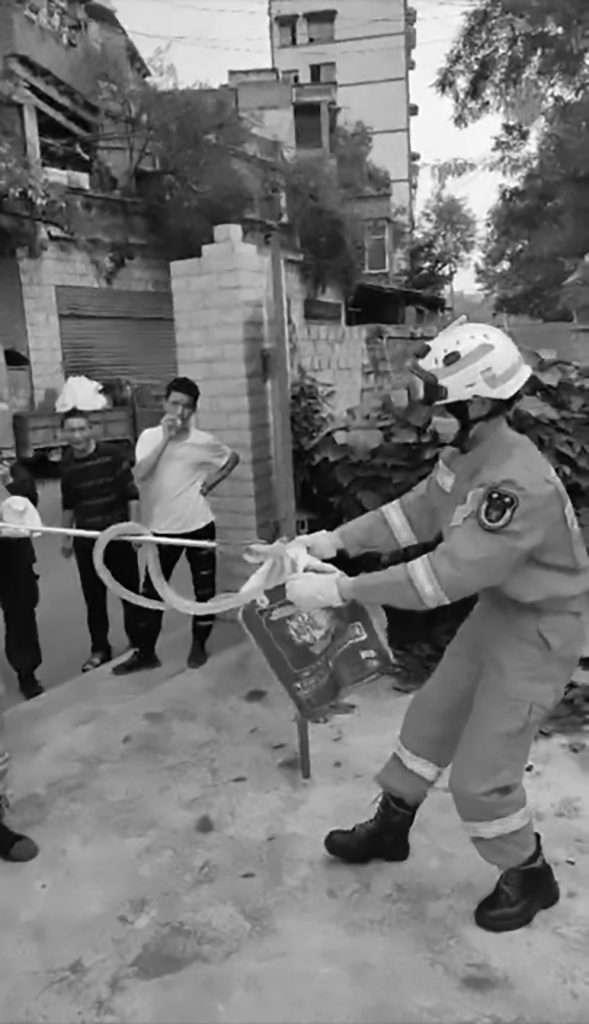 Credit: AsiaWire / Zunyi fire service