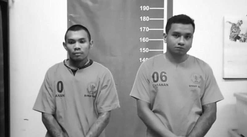 Credit: CEN/Badan Narkotika Nasional Provinsi Bali