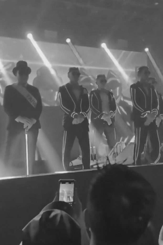 Credit: AsiaWire / Luxy Boyz