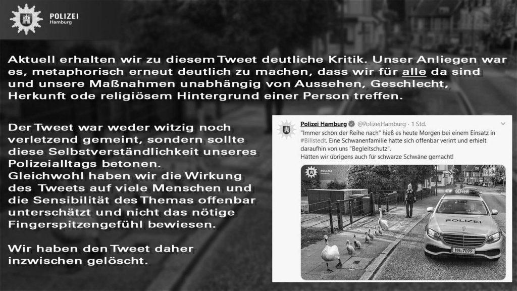 Credit: CEN/@polizeihamburg