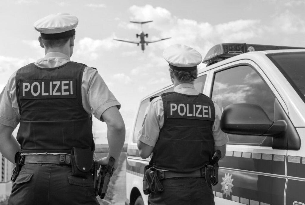 Credit: Federal Police Munich/Newsflash