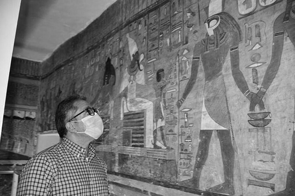 Credit: Egyptian Ministry of Tourism and Antiquities/Newsflash