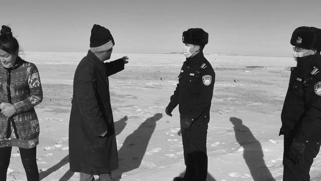 Credit: Inner Mongolia Border Inspection/Newsflash