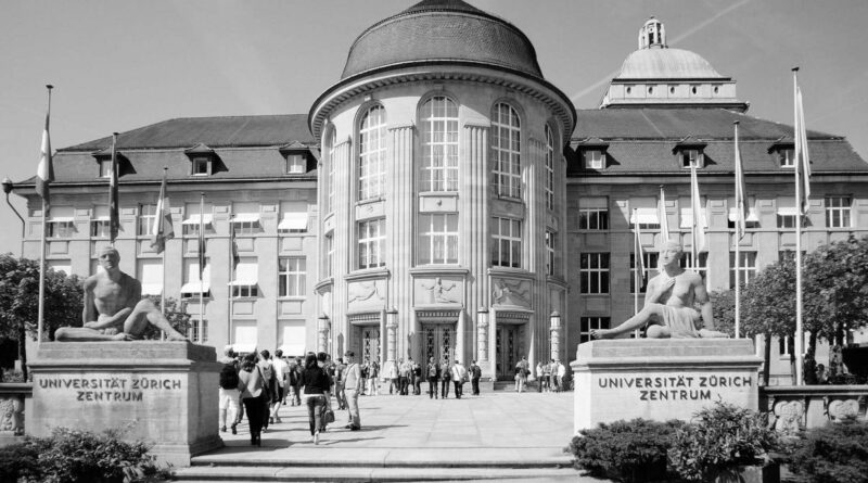 Credit: University of Zurich, Frank Brothersli/Newsflash