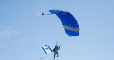 Credit: Israel Defense Forces/Newsflash