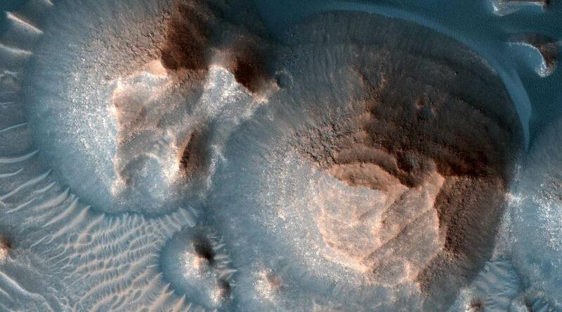Credit: NASA,JPL-Caltech, University of Arizona/Newsflash