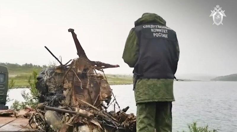 Credit: IC of Russia in the Murmansk region/Newsflash