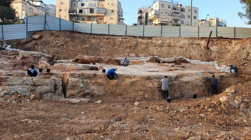 Credit: Shai Halevi, Israel Antiquities Authority/Newsflash