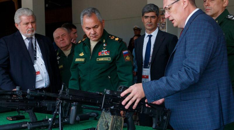 Credit: Concern Kalashnikov/Newsflash