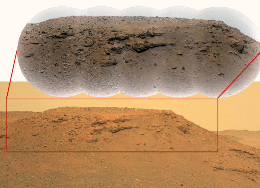 Credit: NASA,JPL-Caltech,LANL,CNES,CNRS,ASU,MSSS/Newsflash
